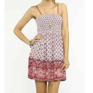 Dresses & Skirts - Smocked Mini Dress